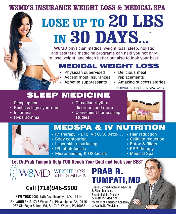 W8MD Weight Loss, Sleep and MedSpa Centers