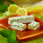 Lemon Meringue Bar