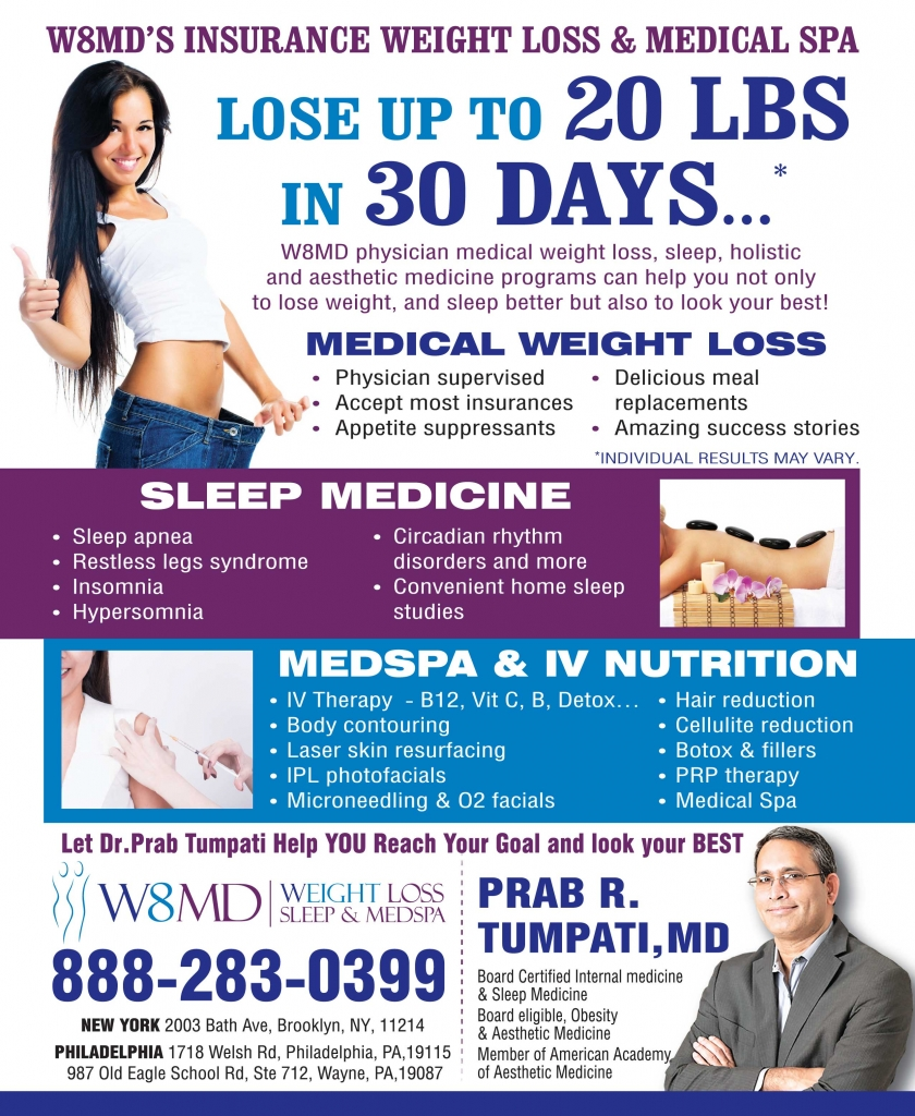 W8MD Weight Loss, Sleep and Medspa